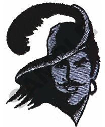Buccaneer Embroidery Designs