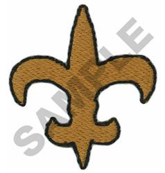 SAINTS LOGO embroidery design