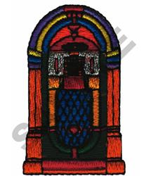 JUKEBOX embroidery design