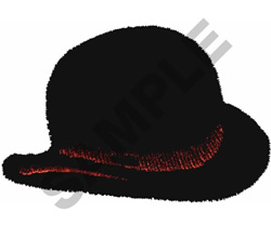 DERBY embroidery design