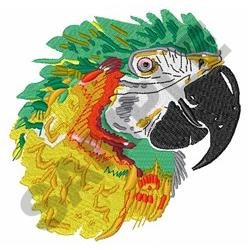 CATALINA MACAW LARGE embroidery design