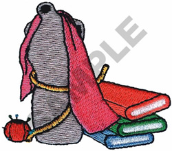 DRESS MAKING FORM embroidery design