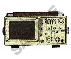 HAM RADIO embroidery design