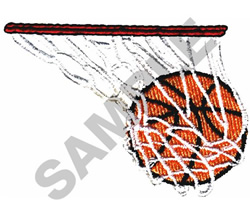THREE POINTER embroidery design