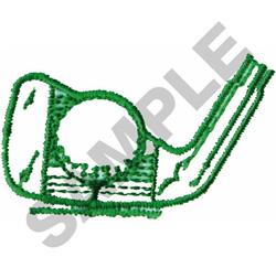 PAR 3 TEE embroidery design