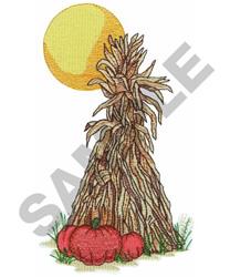 AUTUMN SCENE embroidery design