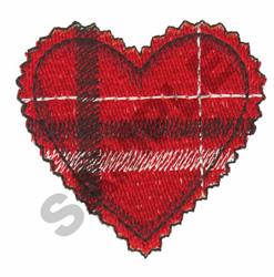 FAUX PLAID embroidery design