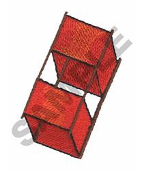 BOX KITE embroidery design