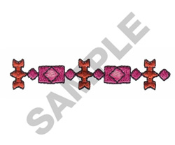 LATINO DESIGN embroidery design