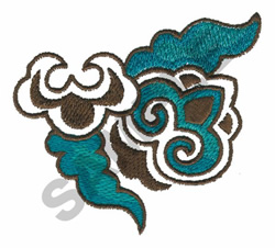 ORIENTAL DESIGN embroidery design