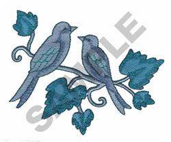 PENNSYLVANIA BLUE & WHITE embroidery design