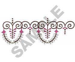 ELEGANT EMBLEM embroidery design