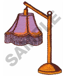 HANGING LAMP embroidery design