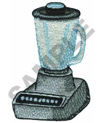 BLENDER embroidery design