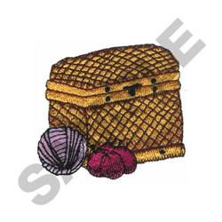 YARN BOX embroidery design