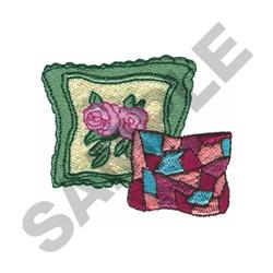PILLOWS embroidery design