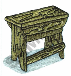 WORK BENCH embroidery design