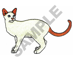 SIAMESE(LILAC-POINT) FILE#6 embroidery design