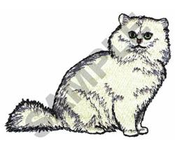 CHINCHILLA embroidery design