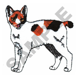 JAPANESE BOOTAIL embroidery design