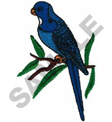 PARAKEET embroidery design