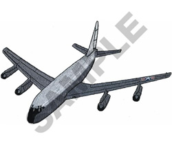 JET embroidery design