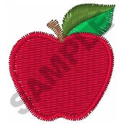 MINI APPLE embroidery design