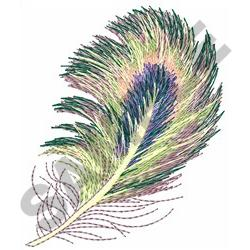 FANCY FEATHER embroidery design