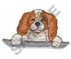 PUPPY 20 embroidery design