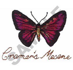 GRAMENS MESENE embroidery design