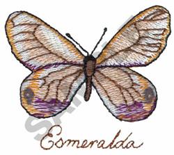 ESMERALDA embroidery design