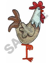 CHICKEN embroidery design