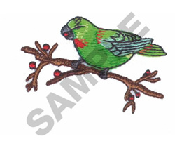 BIRD embroidery design