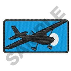 CESSNA AIRPLANE embroidery design