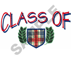 CLASS OF embroidery design