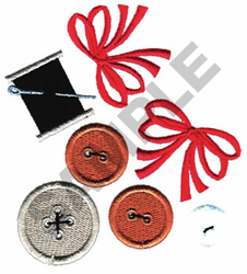SEWING LOGO embroidery design