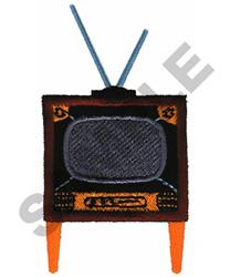 BOX TV embroidery design