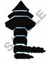 LIGHTHOUSE FILE#11 STELLAR(R) embroidery design