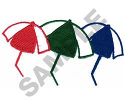 UMBRELLAS embroidery design