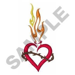SACRED HEART Embroidery Designs Machine Embroidery Designs At EmbroideryDesigns.com