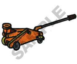 PUMP AND JACK embroidery design