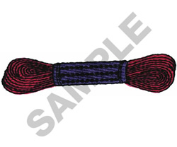 EMBROIDERY THREAD embroidery design