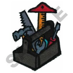 MAINTENANCE WORKER LOGO embroidery design
