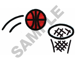 HOOP (PUFFY FOAM) embroidery design