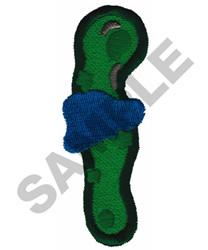 HOLE embroidery design