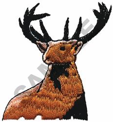 BUCK DEER embroidery design