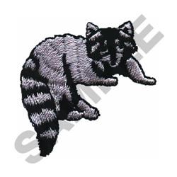 RACCOON embroidery design
