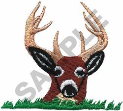 DEER POCKET TOPPER embroidery design