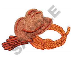 HAT, ROPE ANG GLOVES embroidery design