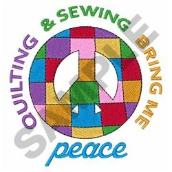 Quilting & Sewing embroidery design